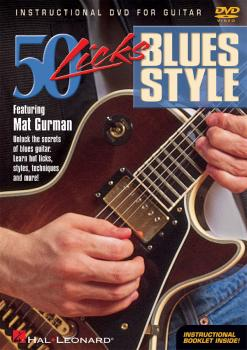 50 Licks Blues Style (HL-00320377)