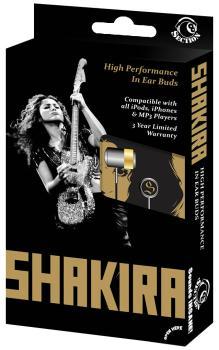 Shakira - In-Ear Buds (Window Box) (HL-00750430)