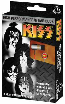 Kiss - In-Ear Buds (Window Box) (HL-00750431)