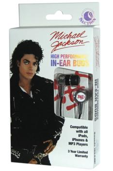 Michael Jackson (Bad) - In-Ear Buds (Window Box) (HL-00750469)