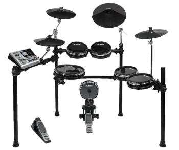 DM10 Studio Kit: Professional Six-Piece Electronic Drum Set (AL-00122032)