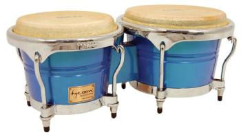 Concerto Series Blue Spectrum Finish Bongos: 7 inch. & 8-1/2 inch. (TY-00755128)