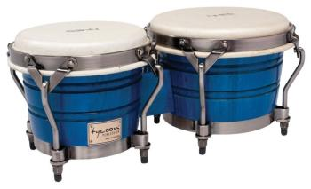 Signature Classic Series Blue Bongos: 7 inch. & 8-1/2 inch. (TY-00755143)