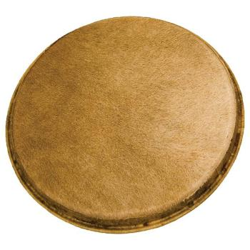 Natural Unbleached Cowskin Head For 20 Dundun Bambata (TY-00755721)