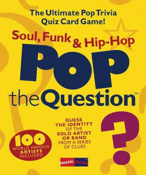 Pop the Question - Soul, Funk & Hip Hop (HL-14025862)