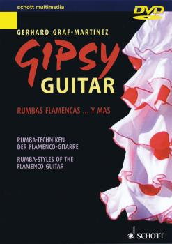 Gipsy Guitar: Rumba-Styles of the Flamenco Guitar (HL-49017549)