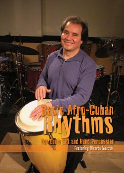 Basic Afro-Cuban Rhythms for Drum Set and Hand Percussion: Berklee Wor (HL-50448012)