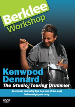 Kenwood Dennard - The Studio/Touring Drummer: Successful Drumming Tips (HL-50448034)
