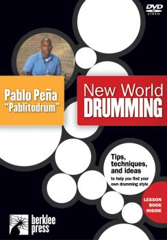 New World Drumming: Tips, Techniques & Ideas to Help You Find Your Own (HL-50449547)