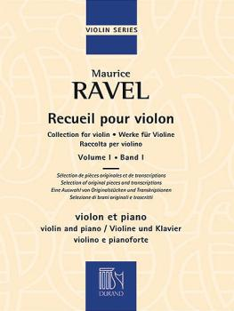 Collection for Violin and Piano, Vol. 1: Selection of Original Pieces  (HL-50565741)