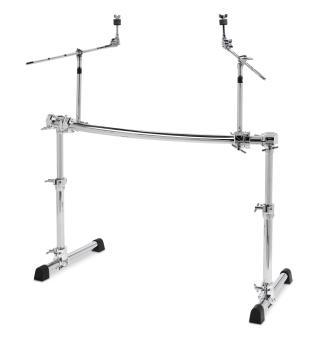 Chrome Series Height Adjustable Curved Rack (HL-00777110)