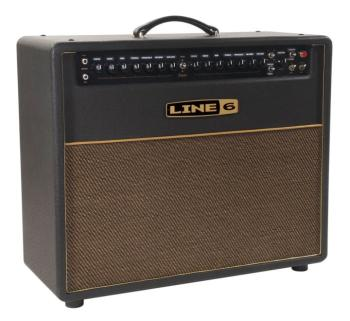 DT50 1x12 25/50W Guitar Amplifier (LI-00122948)