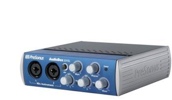 AudioBox(TM) 22VSL: Advanced 2x2 USB 2.0 Recording System with Real-Ti (PR-00125057)
