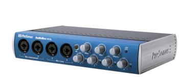 AudioBox(TM) 44VSL: Advanced 4x4 USB 2.0 Recording System with Real-Ti (PR-00125058)