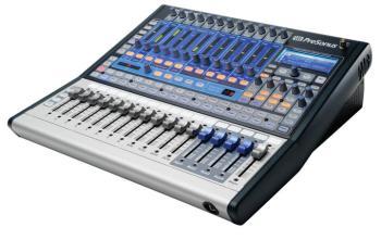 StudioLive(TM) 16.0.2: 16x2 Performance and Recording Digital Mixer (PR-00125067)