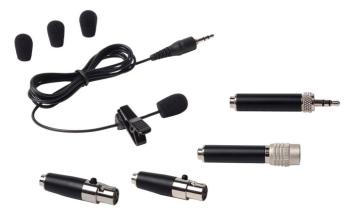 LM10: Omnidirectional Lavalier Microphone (SA-00140031)