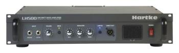 LH500 Bass Amplifier: Tube 12AX7 Preamp, Bass and Treble Shelving with (HR-00140166)