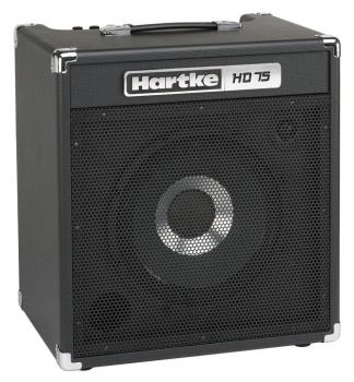 HD75: 75 watt 12 inch. Bass Combo (HR-00140183)