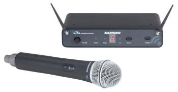 Concert 88 Wireless System: Handheld System with Q6 Handheld Dynamic M (SA-00140204)