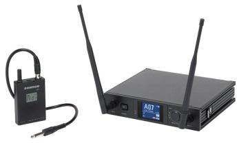 Synth 7 Guitar: Professional UHF Wireless System (SA-00140220)