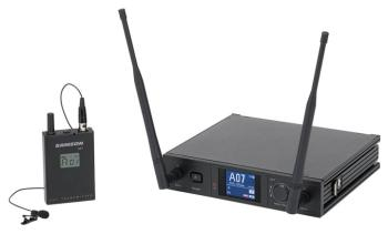 Synth 7 Presentation: Professional UHF Wireless System (SA-00140221)