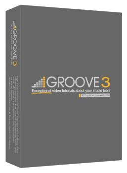 Groove 3 Online Video Tutorial Site: 3-Month Subscription Card - Retai (GO-00143567)