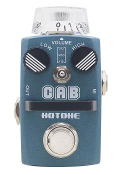 Skyline CAB Analog Cabinet Simulator (Guitar Effects Pedal) (HL-00200665)
