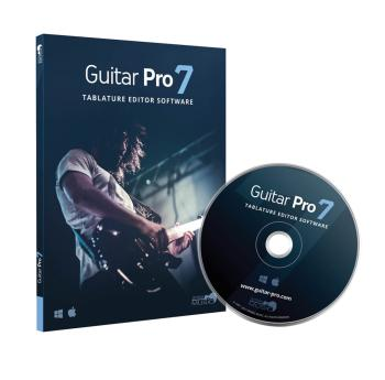 Guitar Pro 7: Tablature Editor Software (HL-00214948)