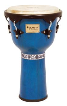Artist Series Blue Finish Djembe (12 inch.) (TY-00755152)