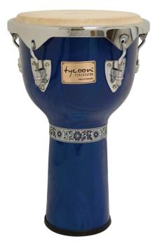 Concerto Series Blue Finish Djembe (12 inch.) (TY-00755159)