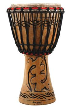 Traditional Series African Djembe (10 inch.) (TY-00755187)