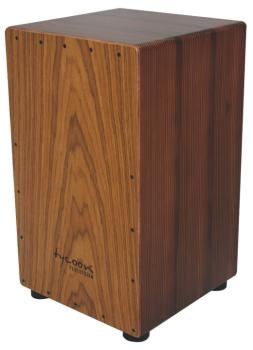 Artist Series Hand-Painted Brown Cajon (TY-00755217)