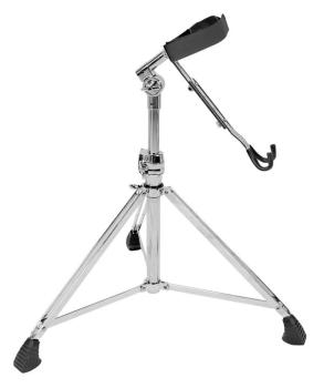Chrome-Plated Djembe Stand (TY-00755350)
