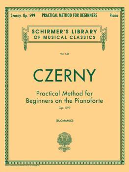Practical Method for Beginners, Op. 599 (Piano Technique) (HL-50253050)
