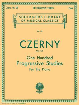 100 Progressive Studies without Octaves, Op. 139 (Piano Technique) (HL-50253090)
