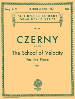 School of Velocity, Op. 299 - Book 1 (Piano Technique) (HL-50253150)