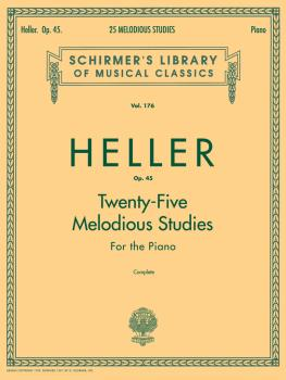 25 Melodious Studies, Op. 45 (Complete) (Piano Technique) (HL-50253250)