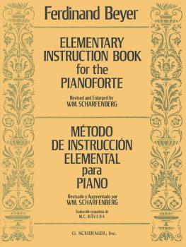 Elementary Instruction for the Pianoforte: Metodo de Instruccion Eleme (HL-50325580)