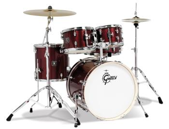 Gretsch Energy 5 Piece Set with 4 Piece Hardware Set (20/10/12/14/14SN (HL-00777729)