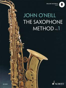The Saxophone Method - Volume 1 (HL-49045727)