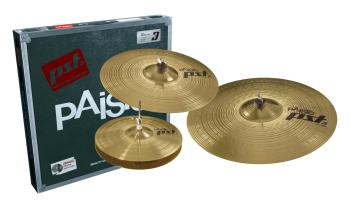 PST 3 Universal Set (14/16/20): 14 inch. Hi-Hat, 16 inch. Crash, 20 in (HL-03710077)