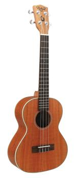 27 inch. Tenor Lacewood Ukulele: Model KA-27LA Includes White Binding  (HL-00254544)