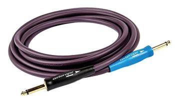 Asterope Pro Studio Series Instrument Cable (20' Straight to Gold) (AS-00125781)