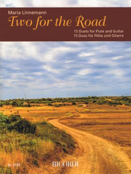 Two for the Road: 15 Duets for Flute and Guitar (HL-50601529)
