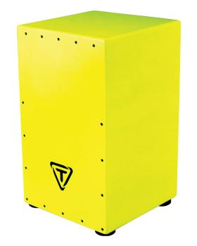 Bold Series Cajon Pack (Hi-Viz Yellow) (HL-00288781)