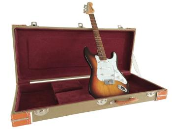 Fender(TM) 60th Anniversary Stratocaster: Officially Licensed Miniatur (HL-00137721)