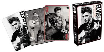 Elvis Presley Playing Cards (Black & White) (HL-00114572)