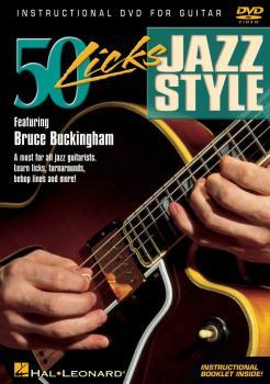50 Licks Jazz Style (HL-00320379)