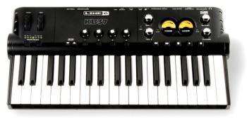 POD Studio KB37 Interface Bundle: POD StudioTM KB37 MIDI Controller/US (LI-00631756)
