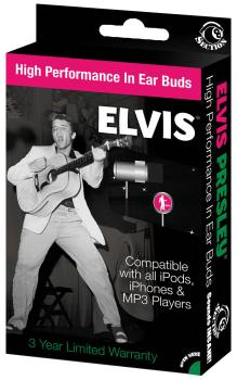 Elvis Presley (Early Era) - In-Ear Buds (Window Box) (HL-00750425)